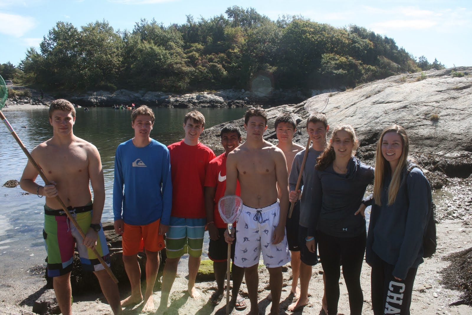 2013 Fall Marine Biology