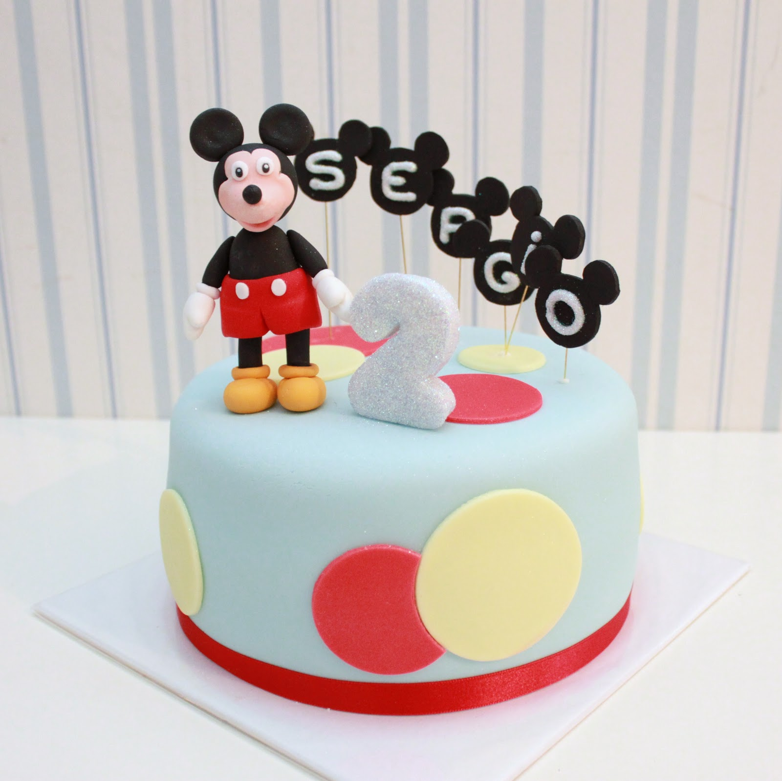 The gallery for --> Pasteles De Minnie Y Mickey Mouse