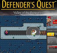 Defender's Quest walkthrough.