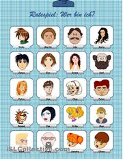 Verfassen einer Personenbeschreibung  Deutsch Klasse 7