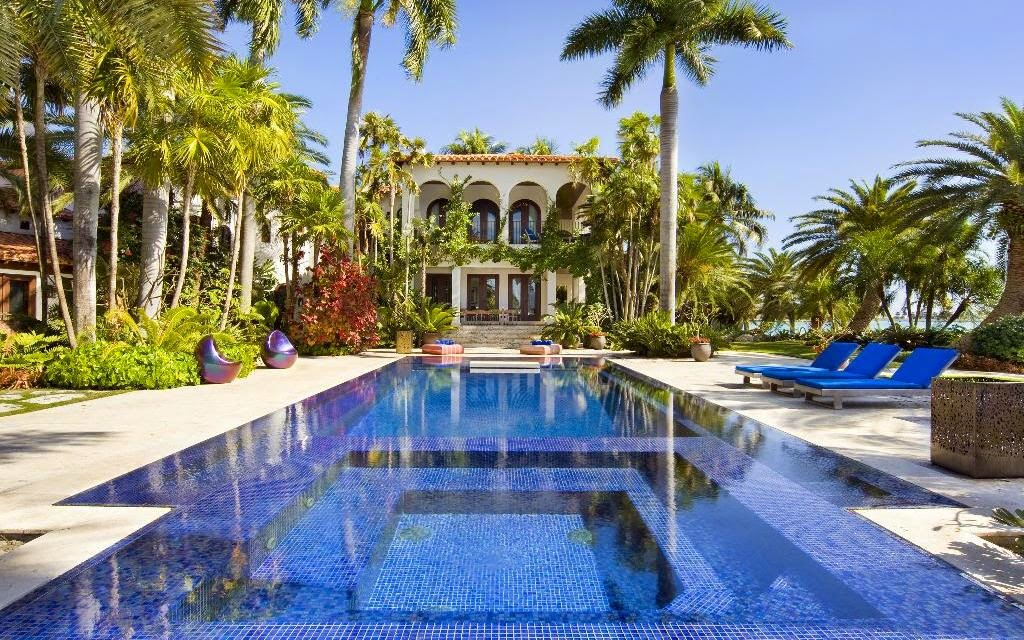 luxury life design this villa in miami is one sweet place