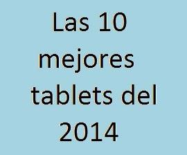 Tablets, 2014, Mejores, 10, Comprar
