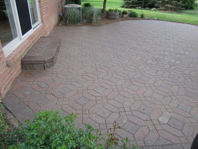 Nice Repair, Rebuild, Cleaning, And Sealing Of Brick Pavers Will Bring Back Life