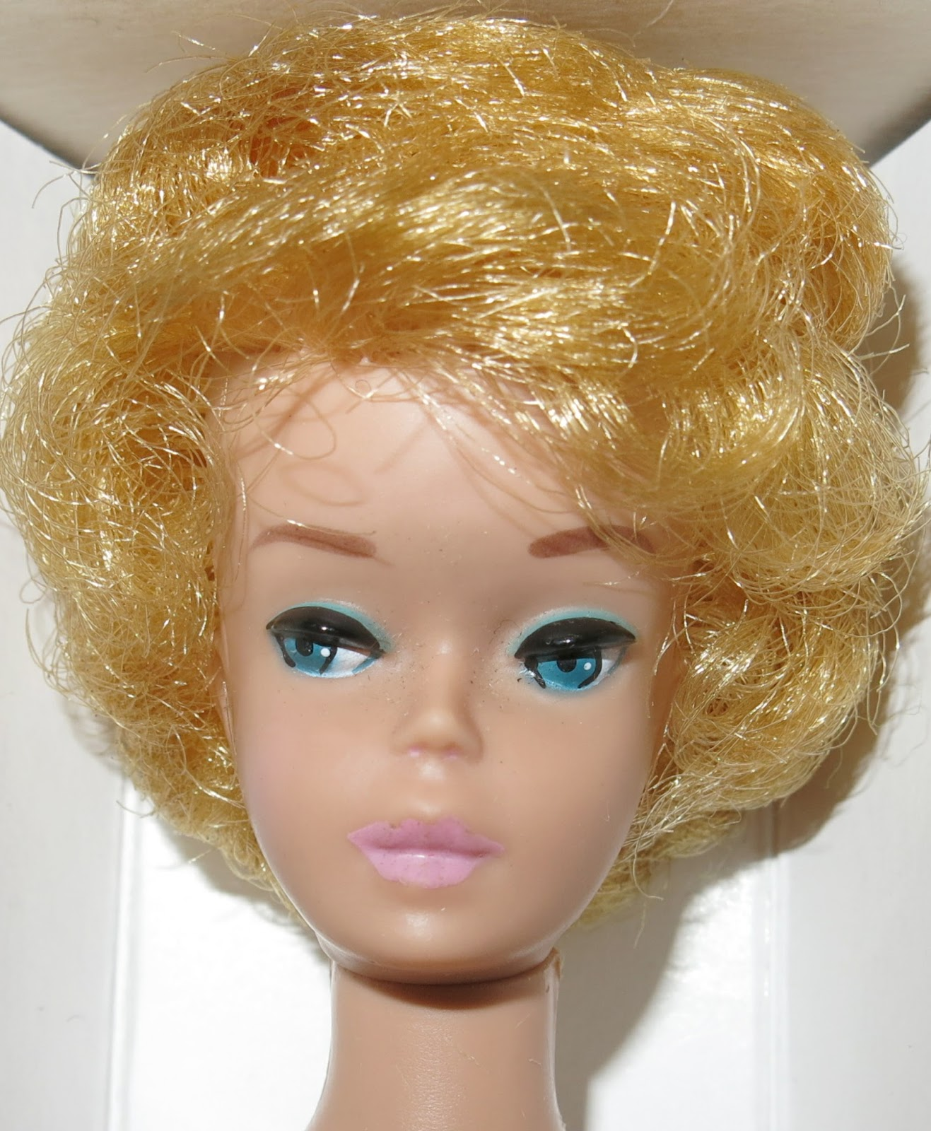 My Vintage Barbies Blog Barbie Of The Month White Ginger