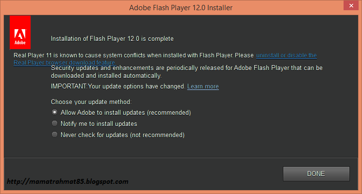Free Download Adobe Flash Player Offline Installer (2)