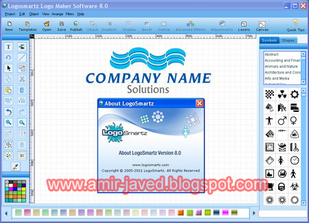 Logosmartz Logo Maker V8 0 Logo Creator Software Full