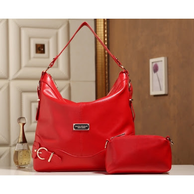 AA WITH JESSICA MINKOFF LOGO (RED)