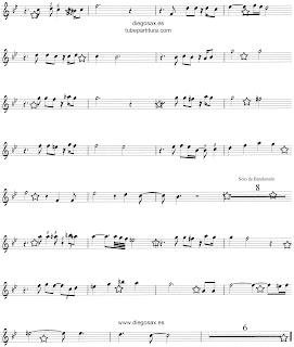 Partitura de El Día Que Me Quieras para Saxofón Soprano, Saxo Tenor de Carlos Gardel También sirve para Trompeta, Fliscorno y Clarinete The Day That You Love Me Sheet Music Soprano Sax, Tenor Sax, also Trumpet, Clarinet and Flugelhorn Music Score + partituras Pop Baladas aquí  1. Partitura de Soprano y Tenor Sax El Día Que Me Quieras Music Score The Day That You Love Sheet Music