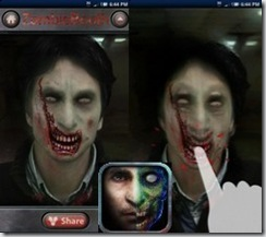 Download ZombieBooth APK – Zombie Photo Maker