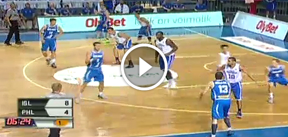 Gilas Pilipinas 3.0: Estonia Pocket Tournament Results / Replay Video