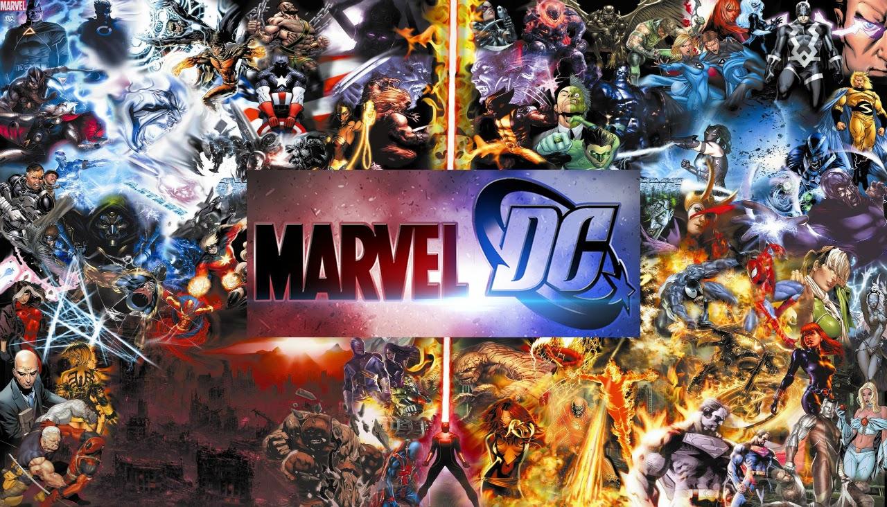 Marvel Vs DC Senarai Filem Bakal Menggegar Wayang 2015 2020