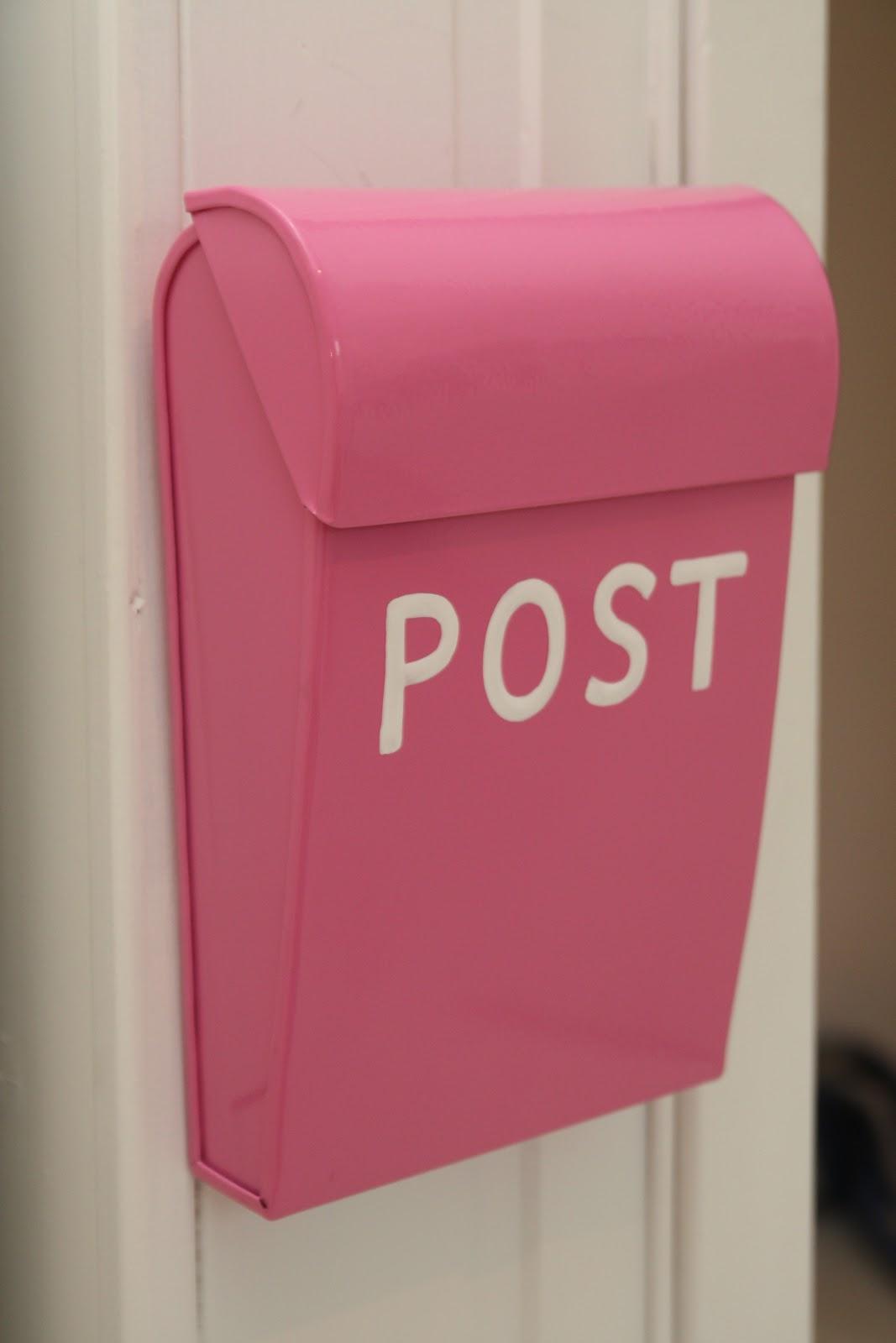 Barne postkasse