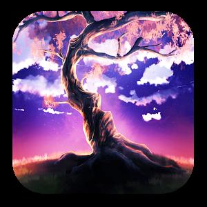 အရမ္းလန္တဲ့ ေတာင္ကုန္ေပၚကာ -Woody Land Live wallpaper 2.2.7 for Android