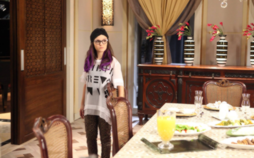 A atriz Larissa Manoela, de 14 anos, afirmou que tomará as