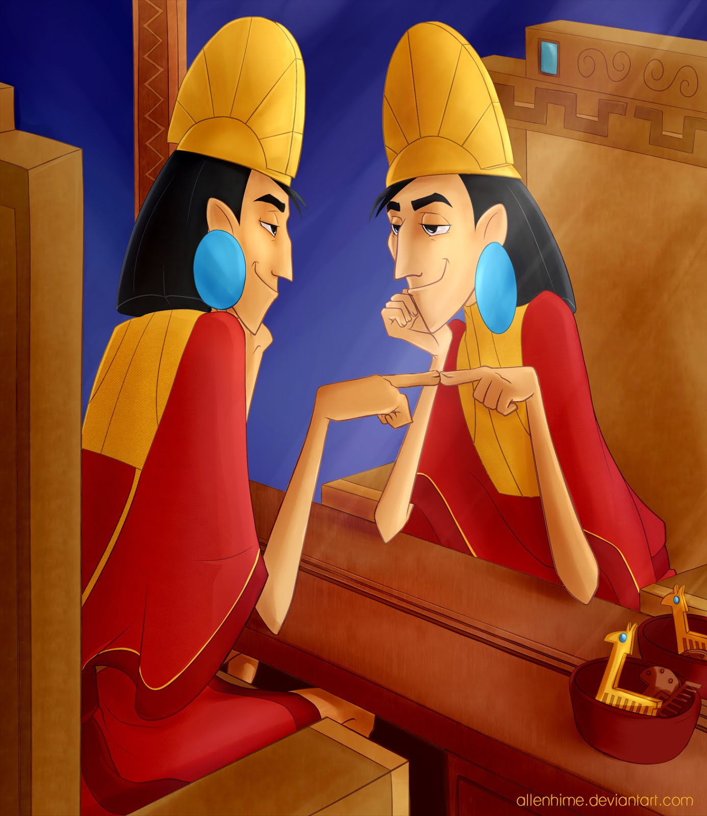 The Emperors New Groove Poster images  hdimagelibcom