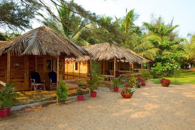 Agonda Luxury Cottages in  Agonda, Goa