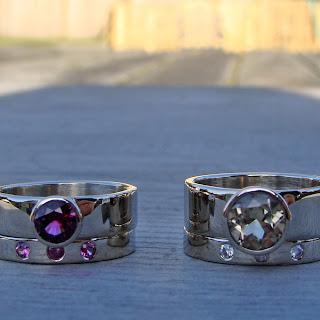 equality wedding rings