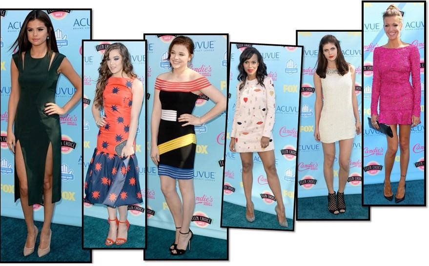 vestidos premios 2013