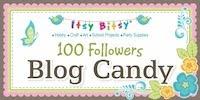 Won Itsy Bitsy Blog Candy