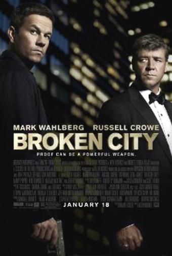 Thành Phố Tội Ác Broken City