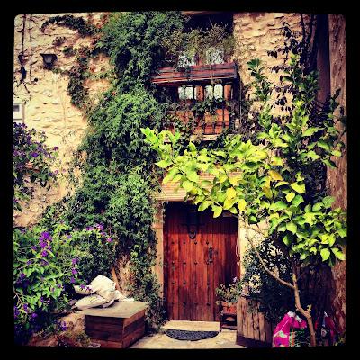 Barrio medieval