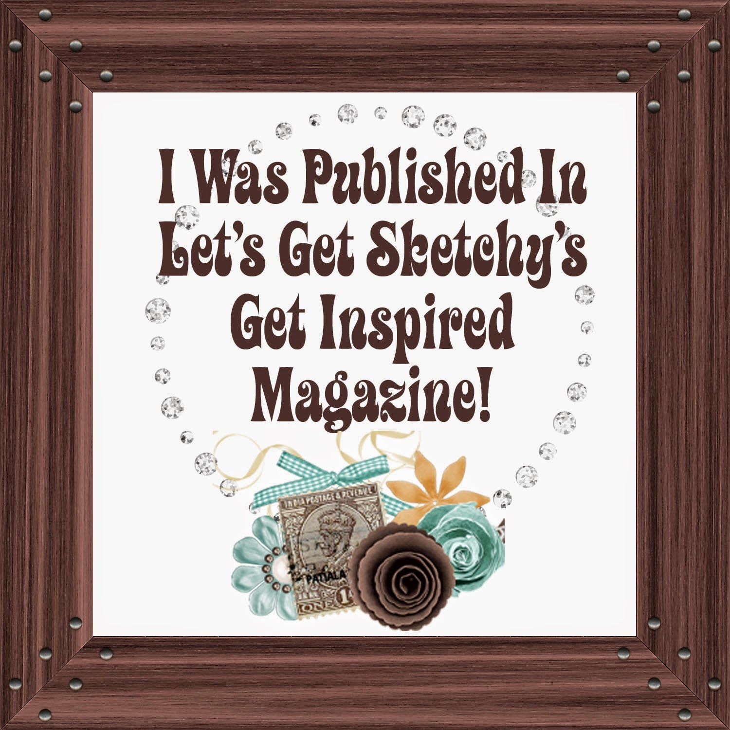 Let's Get Sketchy Get Inspired Magazine