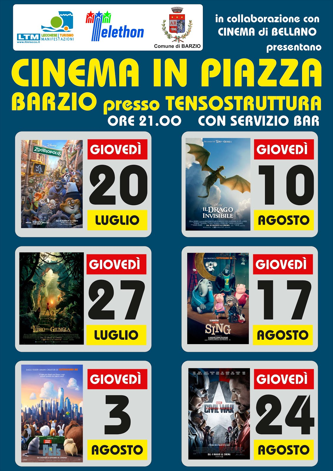 Cinema a Barzio