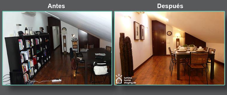 L mina home staging qui n es el comprador potencial de for Como decorar un piso viejo