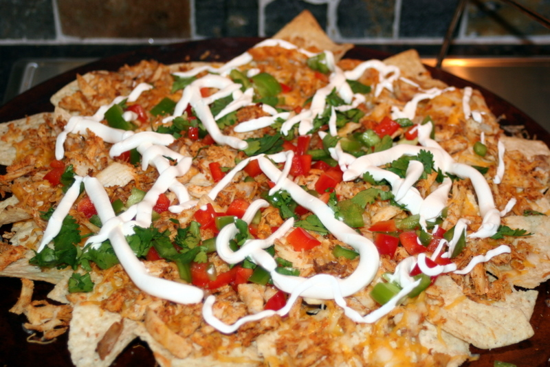 Greene Acres Hobby Farm: Firecracker Chicken Nachos