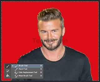 Membuat Pas Foto Dengan Adobe Photoshop4