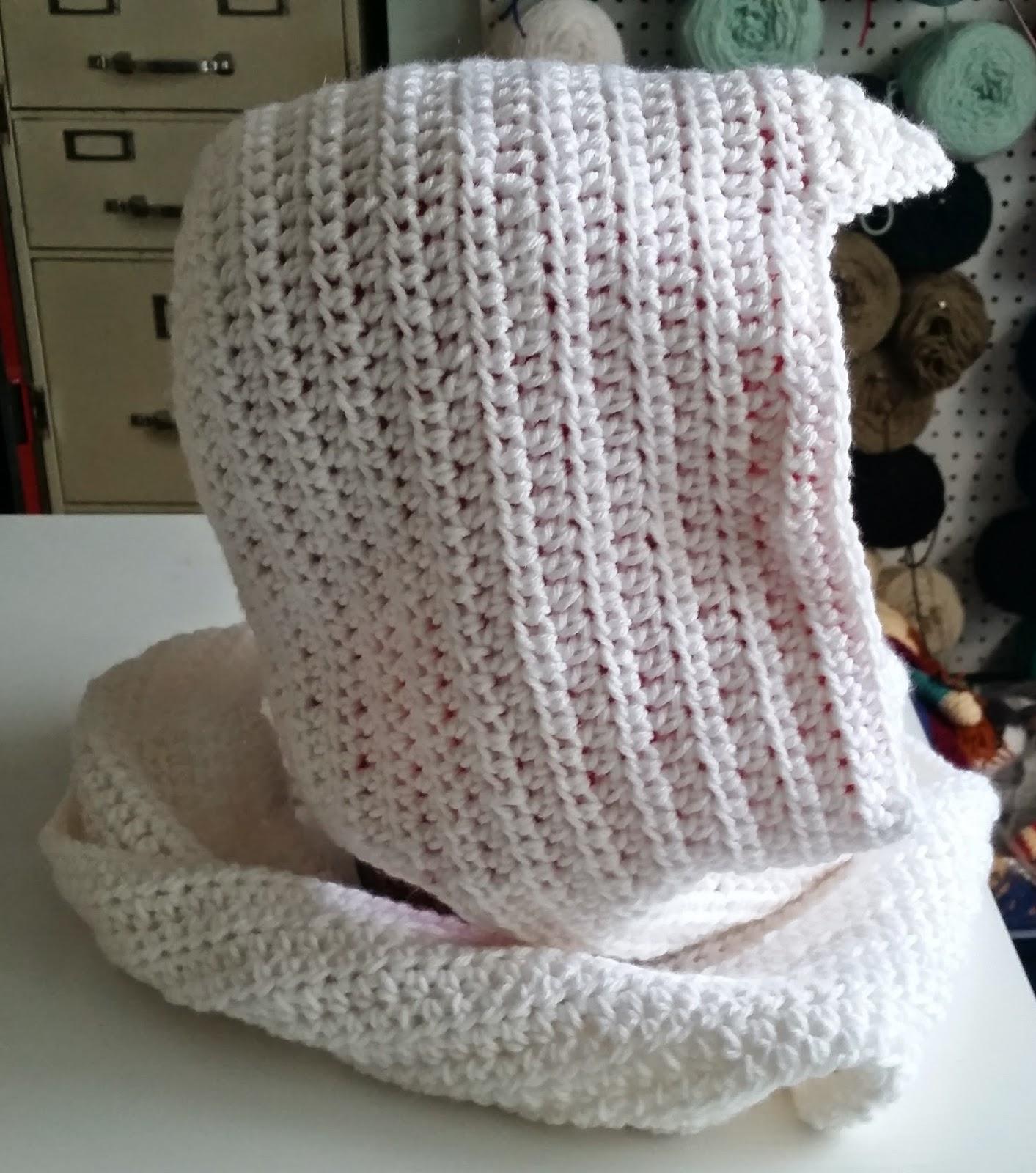 Kristen\'s Crochet: Assassins Creed Inspired Scoodie