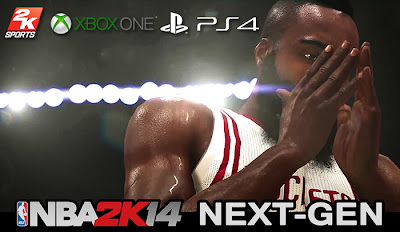 NBA 2K14 Next-Gen Screenshots Images