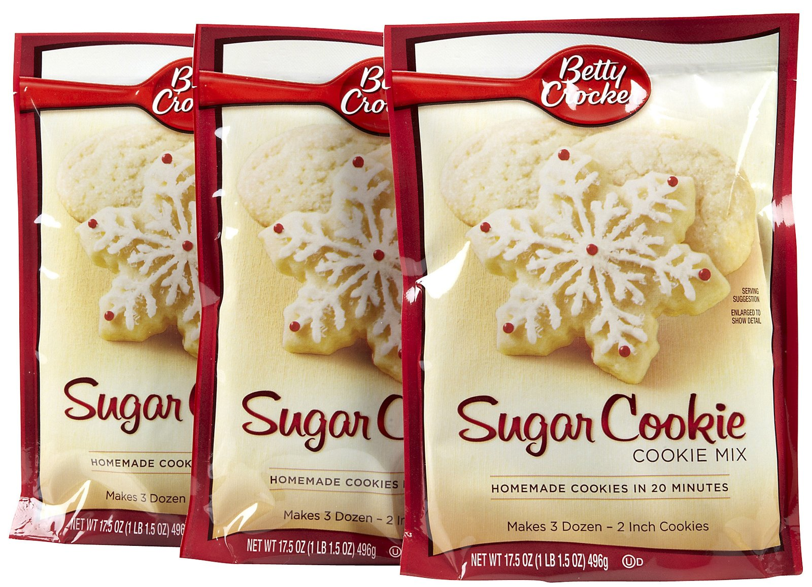 Betty crocker recipes from sugar cookie mix - Food cookie recipes
