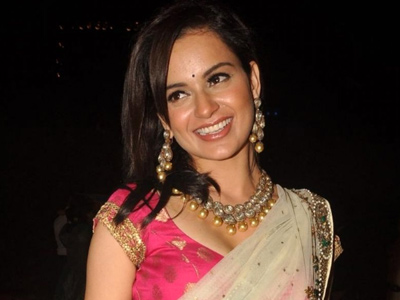 Kangana Ranaut No.2 Actress in MT WIKI Top 10 Bollywood Actress List, photo