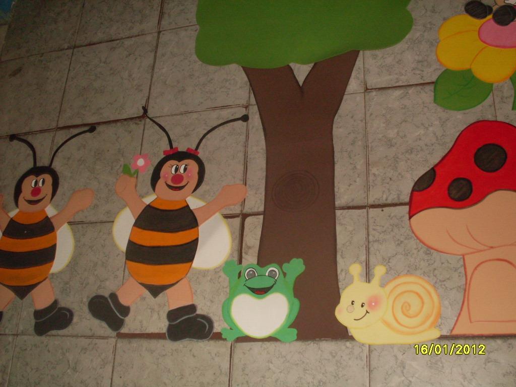 decoracao sala de aula jardim encantado: DA NANDA DA BAHIA : Kit decoração Sala de aula Jardim encantado