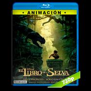 El libro de la selva (2016) BRRip 720p Audio Dual Latino-Ingles