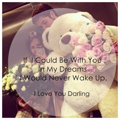 I Love You Darling Quotes For Her.