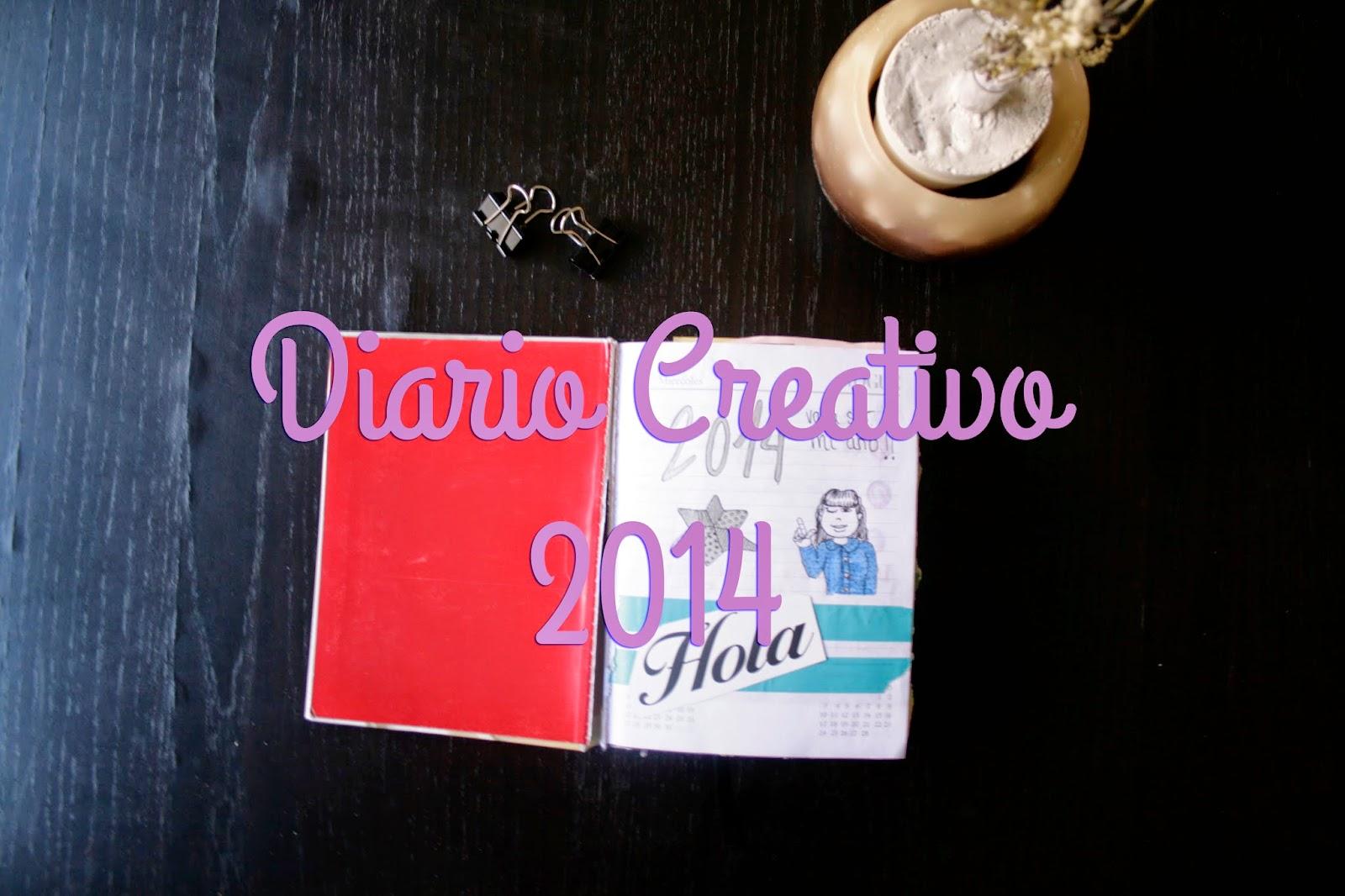 Diario creativo (artjournal)