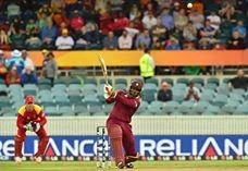 Chris Gayle double hundred