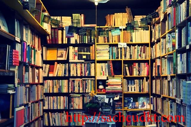 Địa chỉ mua sách cũ tại Hà Nội | Hiệu sách cũ online DKT