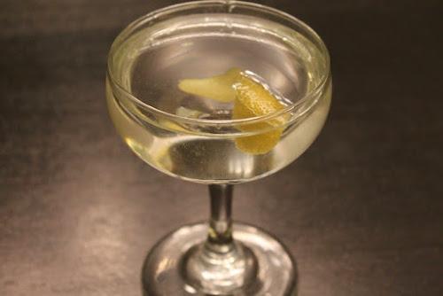 Bohemia cocktail