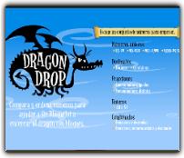 DRAGON DROP: EL JUEGO DE ORDENAR NÚMEROS