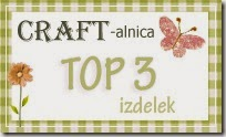 CRAFT-alnica TOP 3