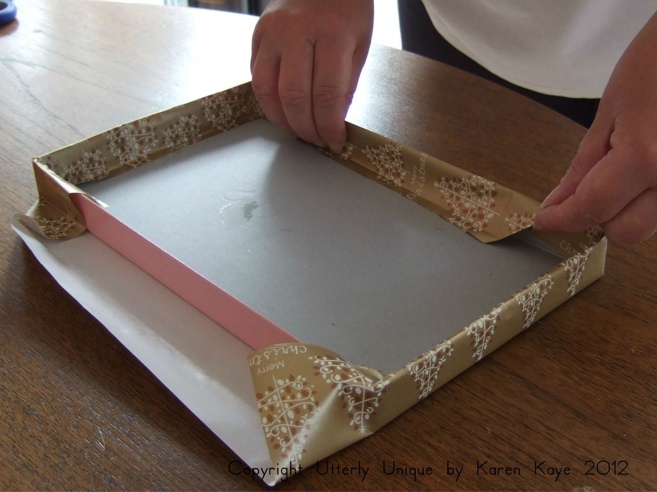 Utterly Unique By Karen Kaye Christmas Gift Wrapping Tips