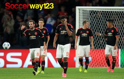 Cuplikan Gol PSV vs Manchester United