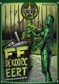 Dark Horse FF Dekoorc Eert Label Design