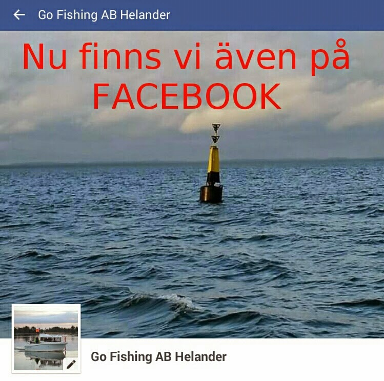 Go Fishing AB på Facebook