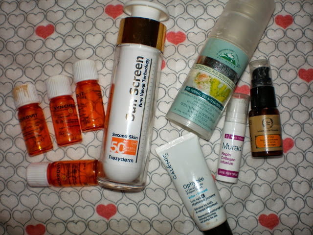 Face Care Empties
