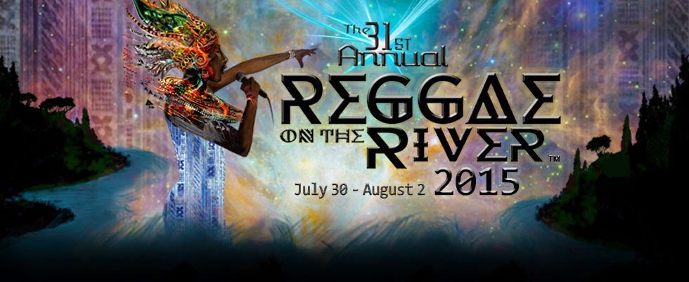 REGGAE ON THE RIVER 2015