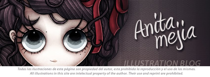 Anita Mejia - Illustration Blog